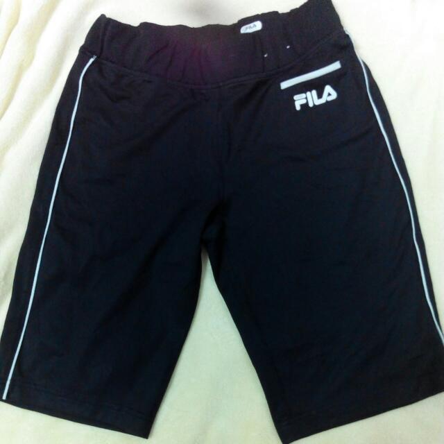 3/4 Fila Short Authentic