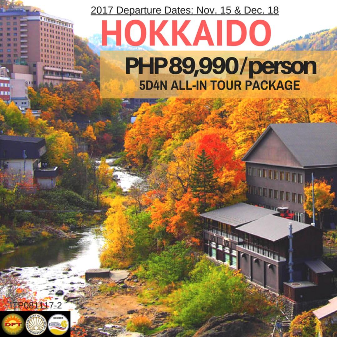Japan Hokkaido Travel Package
