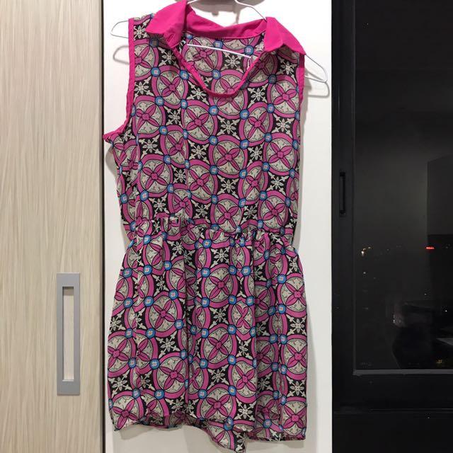 🎉-降價韓版無袖洋裝👗