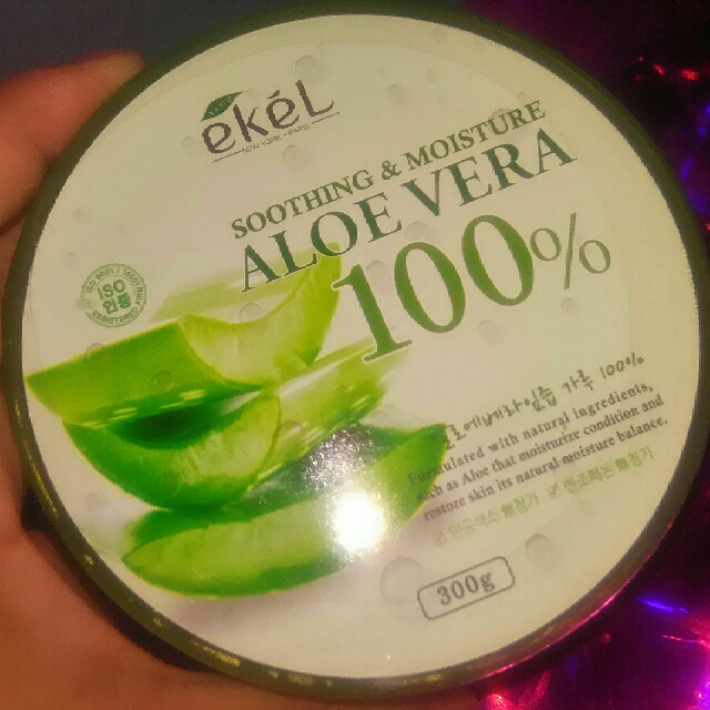 ✩✩✩ Authentic 100% Aloe Vera ✩✩✩