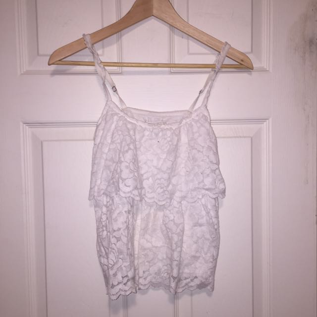 Abercrombie & Fitch Fashion Lace Top