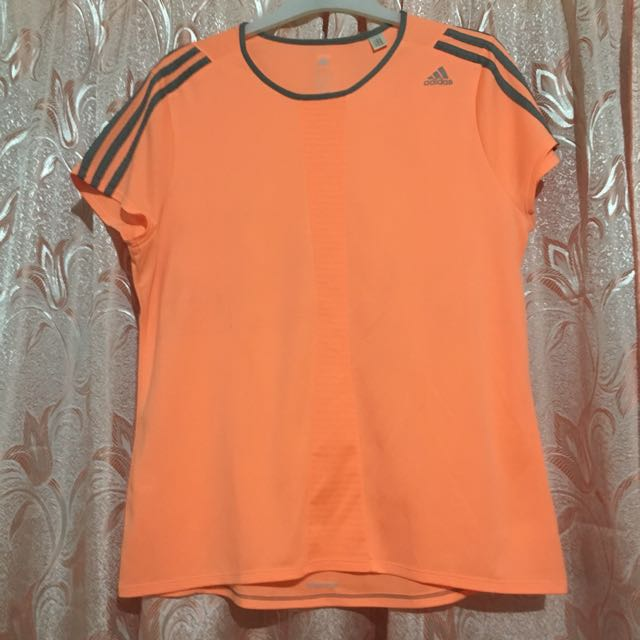 ADIDAS Orange Top XL