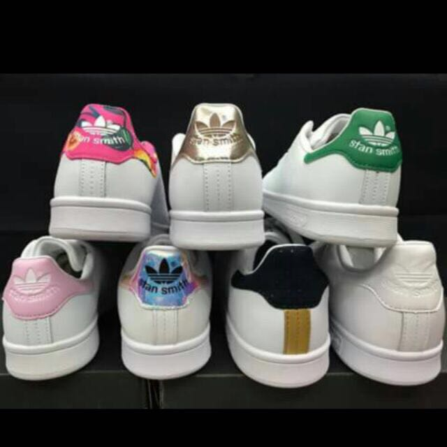 watch 4611b 7da69 ADIDAS Stan Smith Collection, Women's Fashion, Shoes on ...