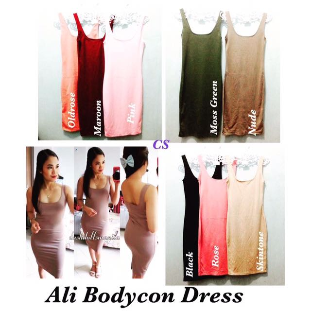 👗Ali Bodycon Dress👗