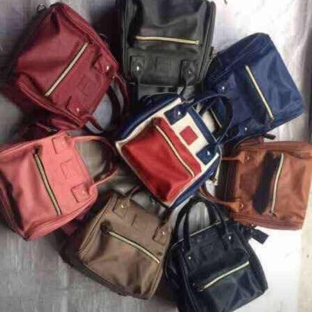 96d287106a Anello Leather Small Bag