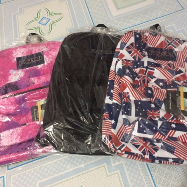 Sold Authentic Jansport
