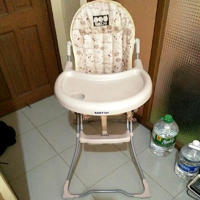 Baby 1st High Chair