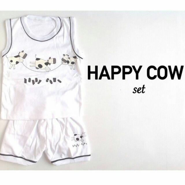 Baju Set Rumah Series Animal