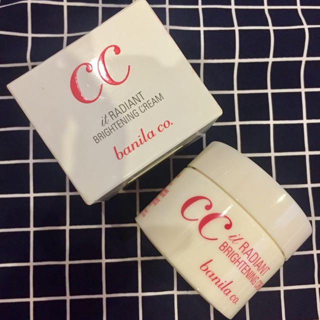 Banila Co It Radiant Brightening Cream