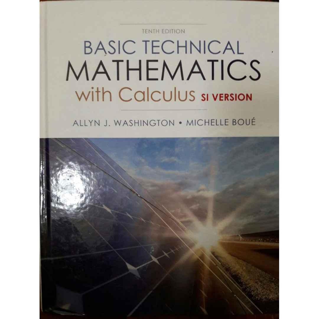 Basic technical mathematics with calculus si version allyn j photo photo photo fandeluxe Gallery