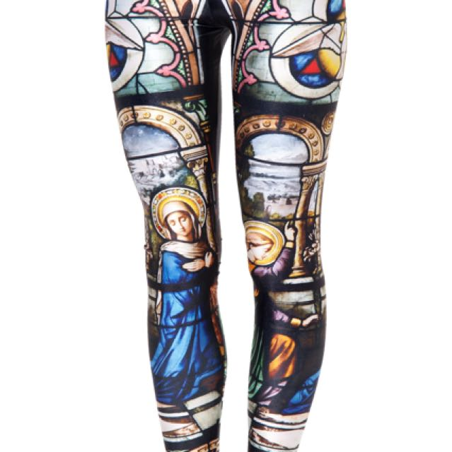 Black Milk Cathedral Leggings