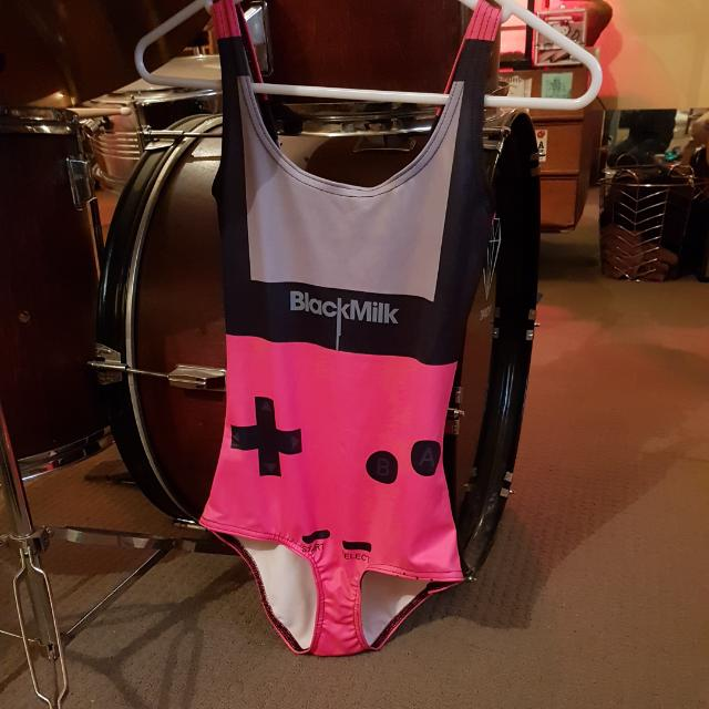d5cfa8ab4a Black Milk Pink Gamer Swim XS, Women's Fashion, Clothes on Carousell