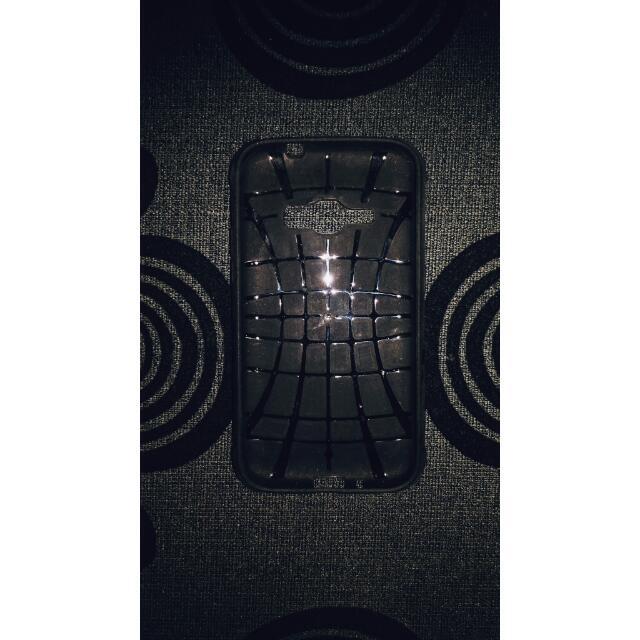 Black Slim armor Back Case For Samsung Galaxy Win i8552