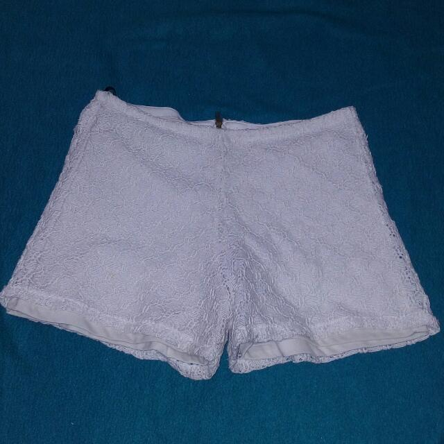 Blacksheep Knitted Shorts