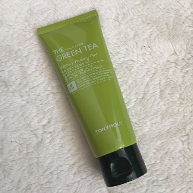 The Chok Chok Green Tea Watery Essence by TONYMOLY #4