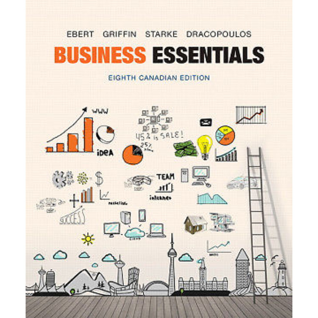 Business Essentials + How Good People Make Tough Choices