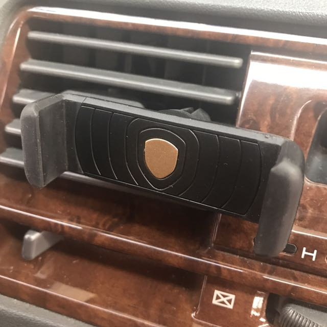 Car Vent Mount (Black)