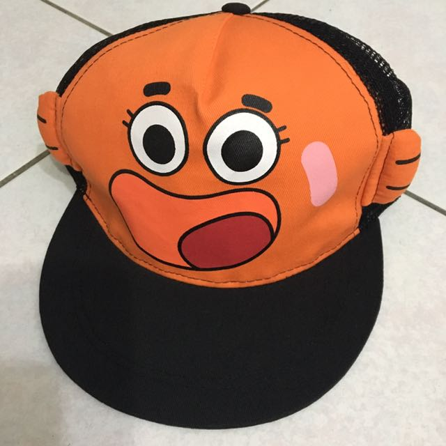Cartoon Network -Gumball 帽子