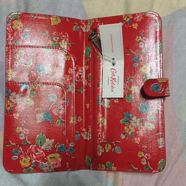 Repriced! cath Kidston wallet