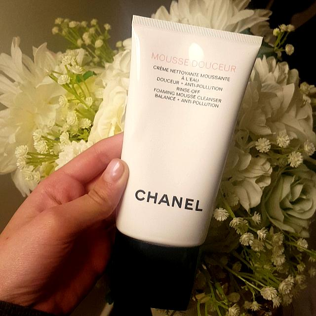Chanel Mousse Cleanser