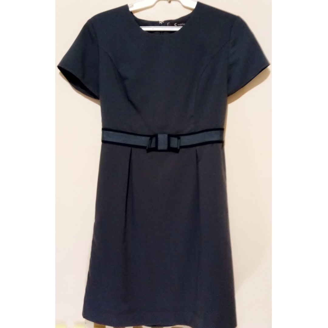 Cinderella Gray Dress - D005
