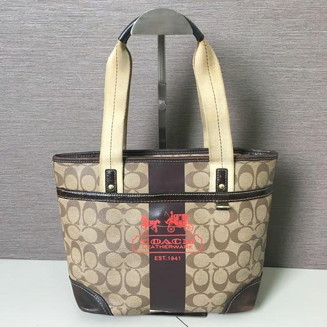 SALE 🎉Ori COACH Handbag in Brown