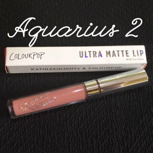 Colourpop UML Aquarius 2