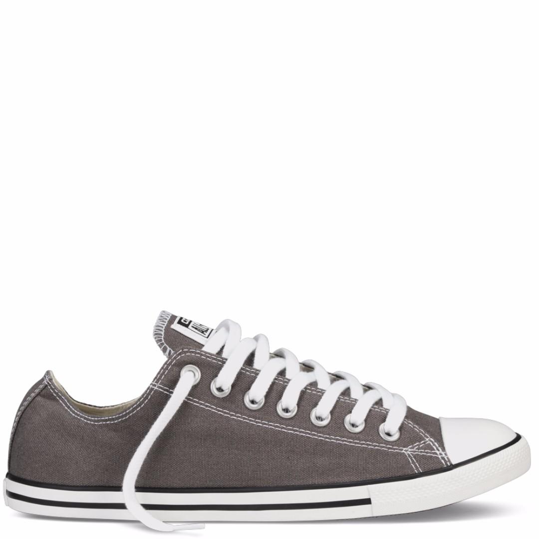 297e937a6059 converse all star grey thin slim sole womens