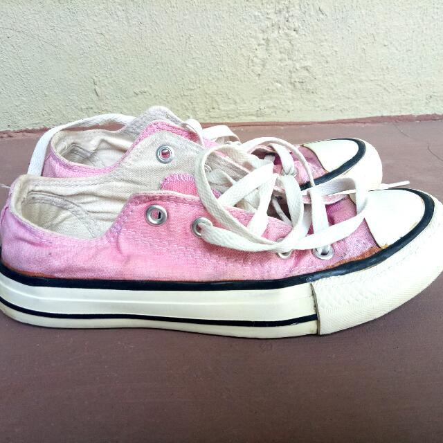Converse all Star Softpink