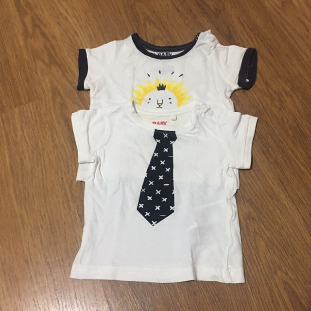 Cotton On Baby Shirt (2 Pc)