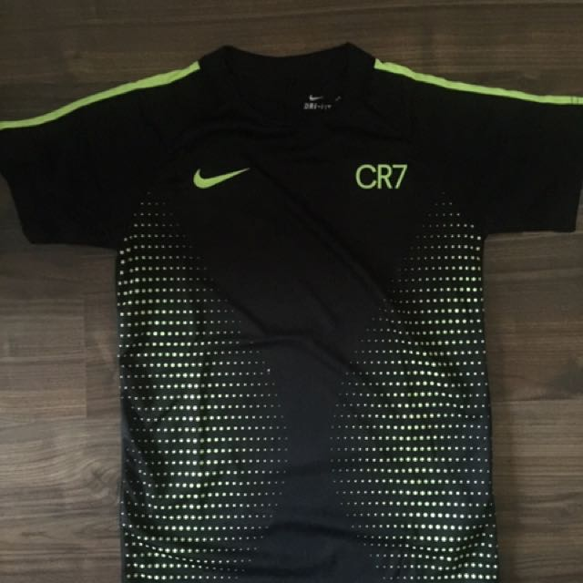 new arrival e4346 d676c CR7 nike shirt, Sports, Sports Apparel on Carousell