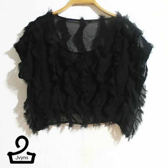 Crop Black Layer
