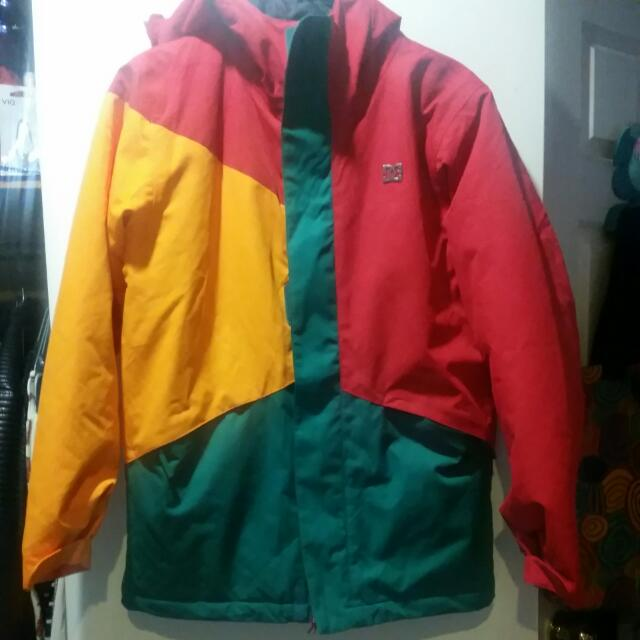 DC Womens Snow Jacket