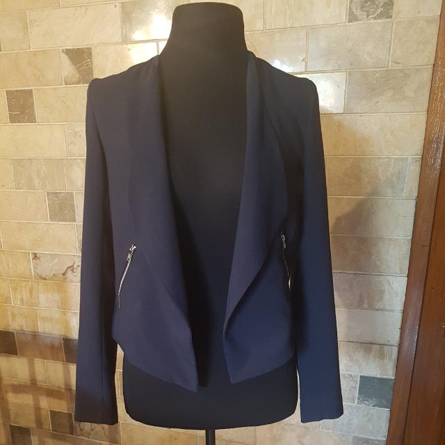 Divided Navy Blue Blazer