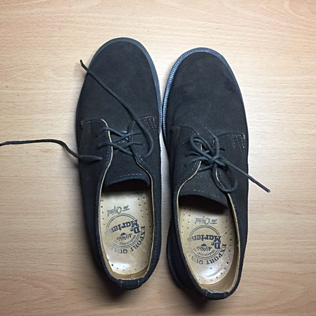 Doc Martens Suede Made In England