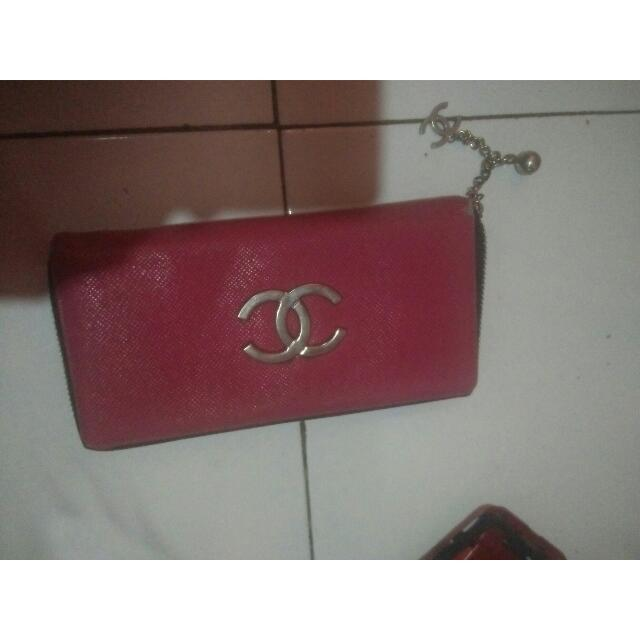 Dompet Pink