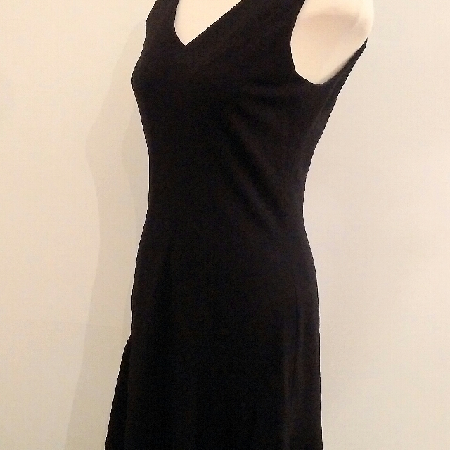 DVF LBD Little Black Dress - size 8