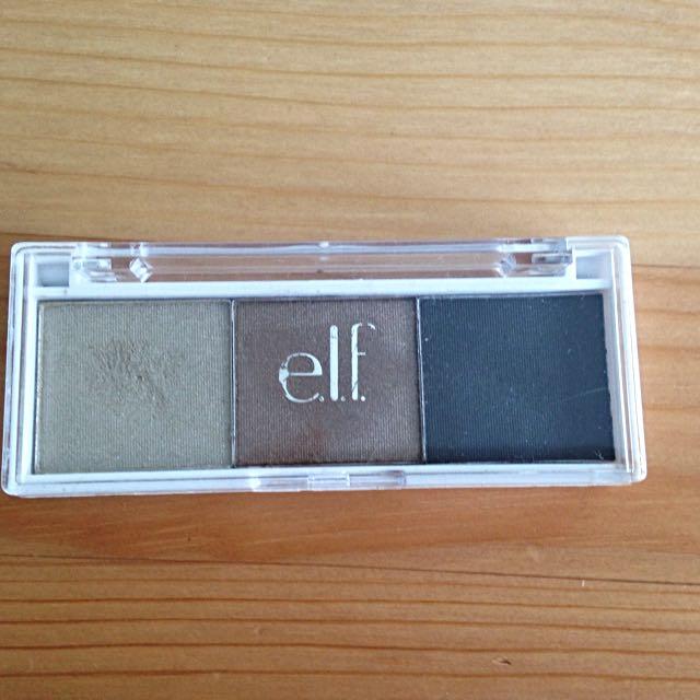 E.l.f Trio Eyeshadow