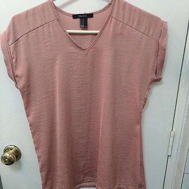 Two F21 Tops