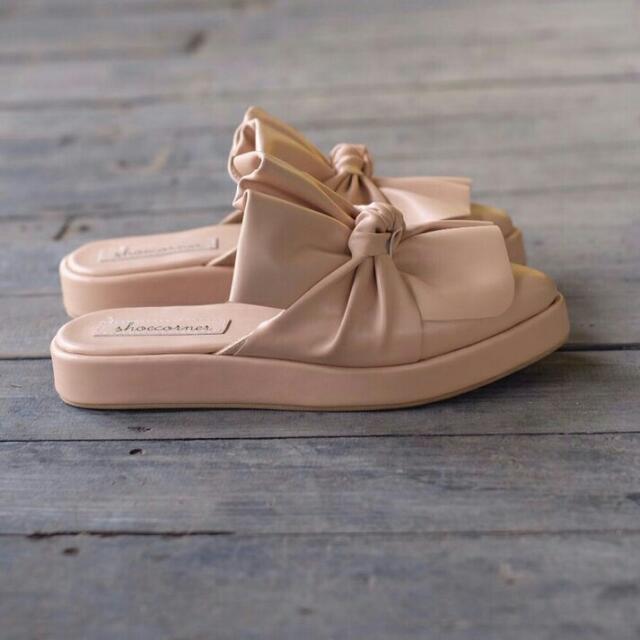 Flat Shoes Yuna Beige Shoecorner