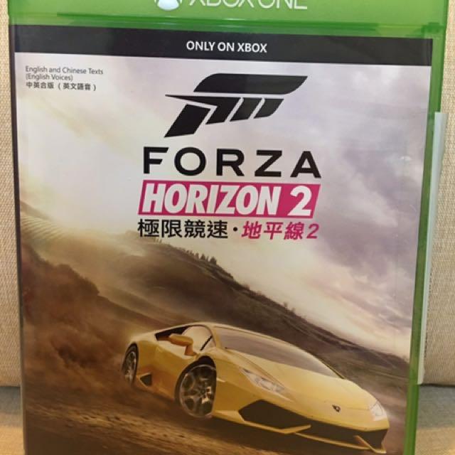Forza/Horizon 2/極限競速 地平線/Xbox One