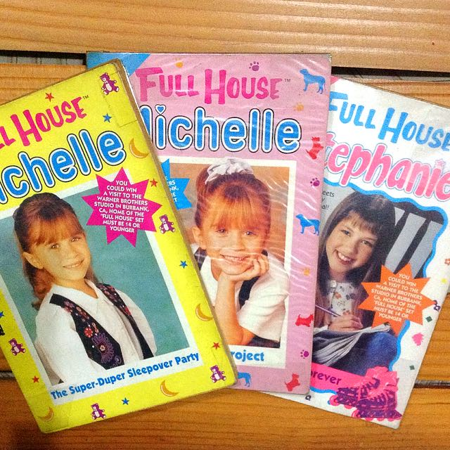 Full House Michelle/Stephanie