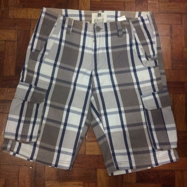 F&X And Springfield Cargo Pattern Shorts