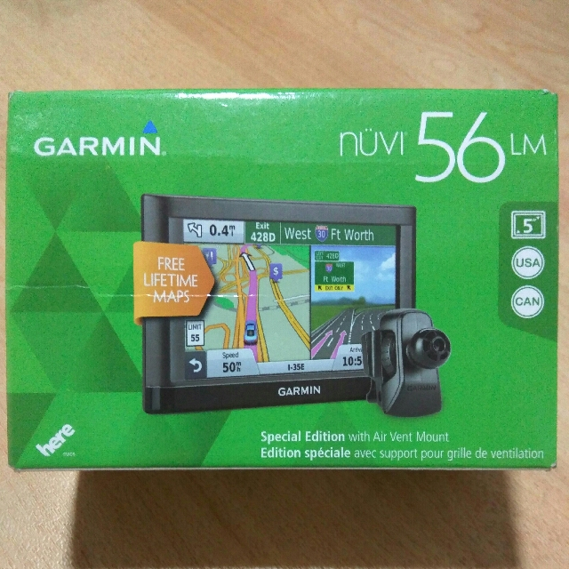 Garmin Nuvi 56LM - Car GPS w/ US & Canada Maps, Electronics ... on garmin 62s maps, unlock garmin maps, tomtom navigation maps, garmin edge maps, garmin 450 maps, garmin marine maps, igo primo maps, garmin topo maps, best gps maps, garmin alpha maps, garmin bluechart maps, garmin etrex maps, garmin 320 maps, garmin gps maps,