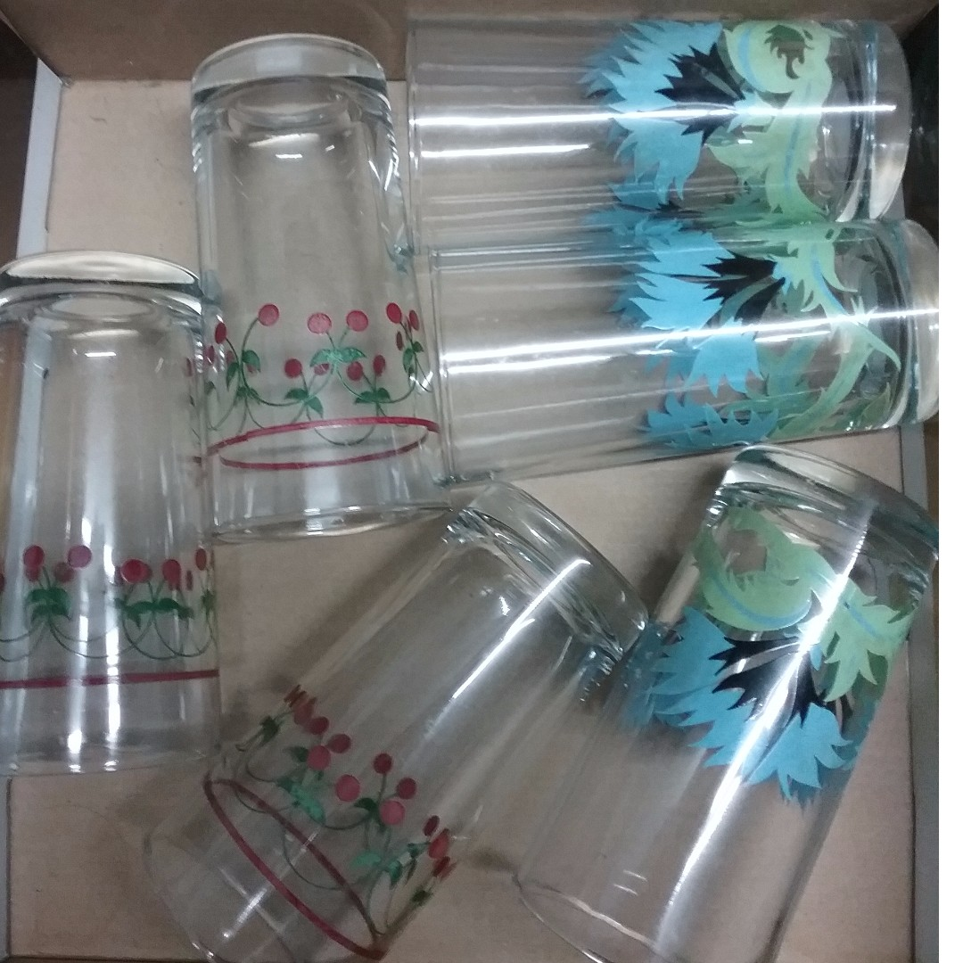 Glass 6pcs