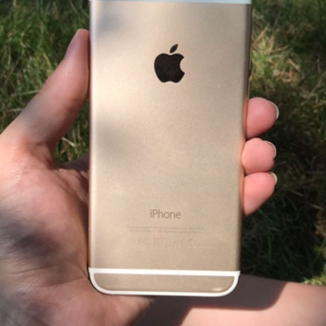 Gold 16GB iPhone 6