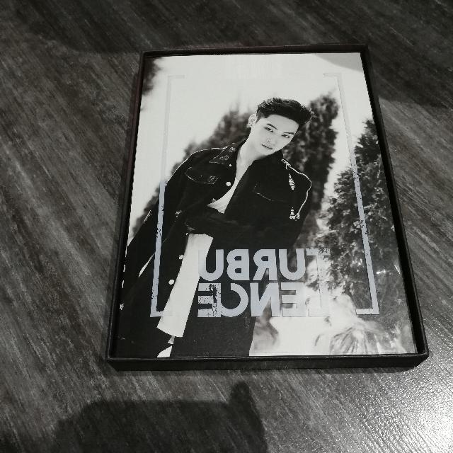 GOT7 Turbulence Album JB ver.