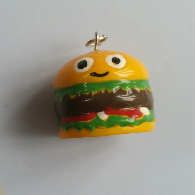 Hamburger Charm 🍔