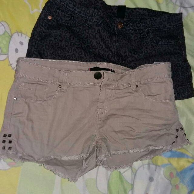 Repriced!!! H&M, Tally Weijiki Shorts