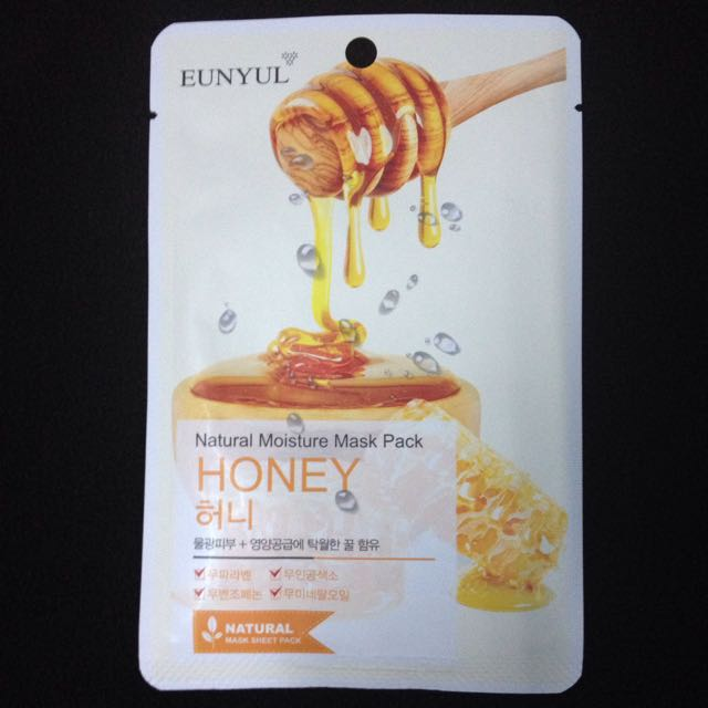 Korean Honey Face Mask